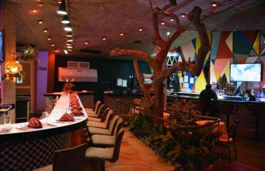 Café Rodney rincón bohemio de Tropicana.