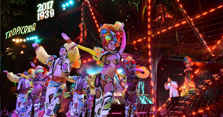 Espectáculo Tropicana Oh, La Habana