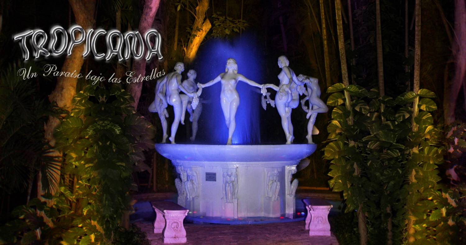 "Sculpture ""Las Ninfas"""